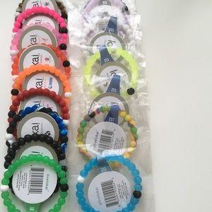 20 Lokai Bracelts! (many sizes)